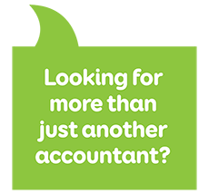 Looking for more than just another accountant