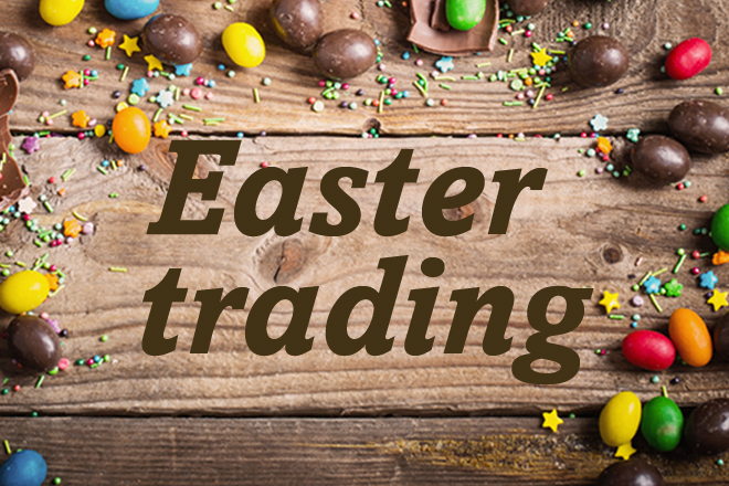 Employers to face new rules on Easter trading